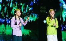 Khả Như – Ngô Kiến Huy rưng rưng nước mắt khi nghe 2 cô bé này hát về mẹ