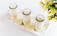 Mẹ Tubi chia sẻ cách làm sữa chua sầu riêng