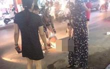 Người phụ nữ bị lột đồ, đổ nước mắm ở Thanh Hóa đề nghị công an khởi tố vụ án