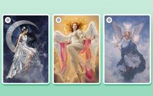Chọn một lá bài thiên thần để biết món quà mà cuộc sống ban tặng cho bạn là gì