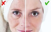 Điểm danh 5 sai lầm tai hại trong việc dưỡng da có thể khiến nhiều người ngã ngửa