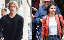Justin Bieber săm soi Instagram của Selena Gomez để tìm
