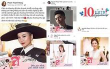 Thanh Hằng, Ngọc Trinh, Đoan Trang cùng loạt sao Việt rộn ràng trong ngày sinh nhật của Afamily