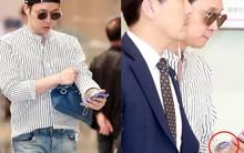 Vừa bị mỉa mai, Yoochun cố tình vạch hẳn áo khoe hình xăm vị hôn thê cũ để