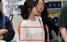 Chỉ vì chi tiết lồ lộ này mà thời trang sân bay của Song Hye Kyo bỗng tụt nửa phần sang trọng