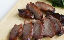 Thịt heo nướng muốn mềm ngon thì phải học ngay công thức này