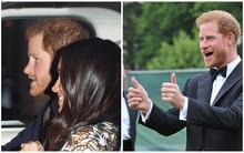 Meghan cùng chồng trở lại London sau tuần trăng mật và đây là cảm xúc của Hoàng tử Harry sau khi kết hôn