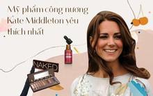 Mỹ phẩm mà công nương Kate Middleton yêu thích nhất: Có cả đồ tiền triệu lẫn những món bình dân chỉ vài trăm nghìn