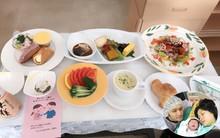 Mẹ Việt ở Nhật kể chuyện sinh con đầu lòng và bữa cơm bệnh viện với những món cực lạ