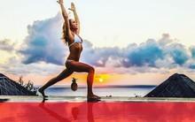 """HLV nữ nổi tiếng thế giới gây """"sốt xình xịch"""" với bài tập thể dục lạ lùng mà vô cùng hiệu quả dành riêng cho phụ nữ"""