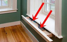 Đừng bỏ qua những chi tiết nhỏ này, bạn vừa có thể làm đẹp cho ngôi nhà lại vừa có thể