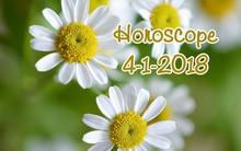 Thứ Năm của bạn (4/1): Sư Tử hào hiệp giúp đỡ