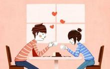 Bộ tranh: Những điều nhỏ nhặt cả hai nên cùng làm để hạnh phúc bền lâu