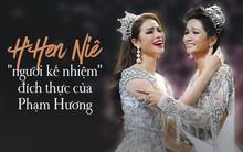 Cư dân mạng chỉ ra những điểm chung thú vị giữa Hoa hậu Phạm Hương và người kế nhiệm H'Hen Niê