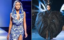 Trước khi đăng quang Hoa hậu, H'Hen Niê đã là một người mẫu sáng giá với những khoảnh khắc catwalk xuất thần thế này đây