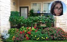 Nữ du học sinh Việt tại Mỹ tiết lộ bí quyết tạo khu vườn mini 6m² nhưng đủ rau và hoa đẹp hút hồn