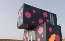 15 ngôi nhà độc đáo trên thế giới được tạo nên từ… container tái chế