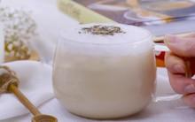 Xua đi lạnh giá với trà sữa nóng ấm thơm lừng