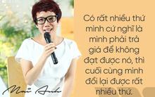 Mẹ Trần Mai Anh của bé Thiện Nhân: