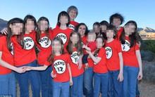 Rúng động: Cặp vợ chồng giam cầm, tra tấn dã man 13 đứa con của mình suốt nhiều năm mà không ai biết