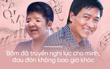 Rớt nước mắt khi nghe nghệ sĩ Quốc Tuấn nói: