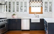 Xu hướng thiết kế hai tông màu cho căn bếp được triệu người ưa chuộng