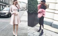 Chưa đến Lễ tình nhân, nhưng street style Châu Á đã ngập tràn sắc hồng ngọt ngào thế này!