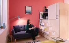 Căn hộ 18,5m² nhưng gì cũng có, cực tiện nghi và đáng mơ ước cho người độc thân
