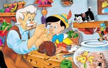 Sự thật đáng sợ về cậu bé mũi dài Pinocchio: Hỗn láo với người lớn, bị tra tấn dã man nhưng không chết