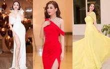 Đây là những gam màu được các người đẹp Việt ưu ái mở màn cho xu hướng sắc màu năm 2018