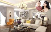 Phi Thanh Vân khoe căn hộ cao cấp giá 10 tỷ mừng sinh nhật con trai 2 tuổi
