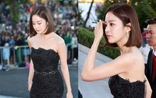 Kim Tae Hee đẹp không tì vết trên thảm đỏ