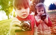 """8 """"chiêu"""" giúp bố mẹ quay những video đẹp lung linh cho con"""