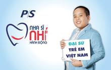 Trở thành Đại sứ của trẻ em Việt Nam chỉ nhờ đánh răng đúng cách?