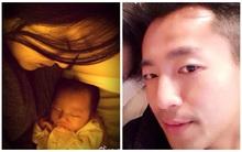 Uông Tiểu Phi khoe ảnh Từ Hy Viên say ngủ bên con gái