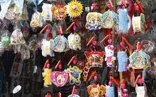 Đèn lồng mảnh ráp Việt Nam tiêu thụ mạnh trên thị trường đồ chơi trung thu
