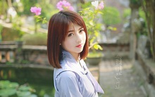 Ngắm bộ ảnh Vu Lan dịu dàng, thoát tục của nữ diễn viên đến từ Hưng Yên