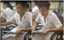 Clip nhân viên y tế mắng bệnh nhân