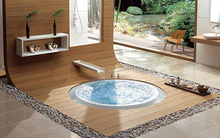 Bồn tắm sục: thiết kế mới đáng mơ ước cho nhà hiện đại