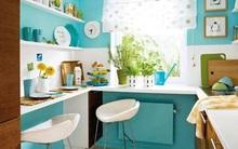 Ý tưởng cực đỉnh để bài trí căn bếp nhỏ