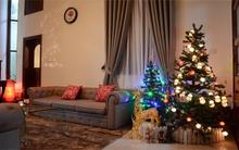 Hơi thở Giáng sinh tràn ngập trong ngôi nhà ở An Dương, Hà Nội