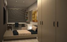 Tư vấn bố trí nội thất cho phòng ngủ rộng 18m²