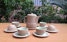 Chọn mua bộ ấm chén uống trà siêu đẹp đón Tết