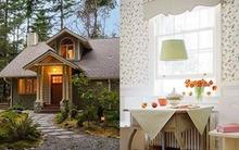 Những ngôi nhà thiết kế theo phong cách đồng quê tuyệt đẹp