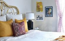 """12 ý tưởng """"trang điểm"""" cho phòng ngủ từ Instargram"""