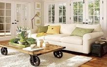 15 ý tưởng thiết kế phòng khách đẹp, đơn giản và siêu tiết kiệm