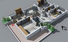24 ý tưởng thiết kế căn hộ 2 phòng ngủ cho gia đình trẻ