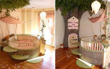 Những thiết kế phòng ngủ cho bé khiến bố mẹ cũng thích mê