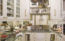 Những thiết kế thông minh cho nhà bếp nhỏ hẹp