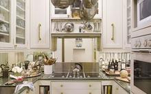 Căn bếp chỉ vỏn vẹn 4,5m² khiến ai cũng ao ước